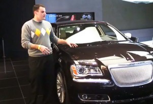 Joel Feder and the 2011 Chrysler 300C Executive Series