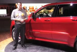 Joel Feder and the 2012 Jeep Grand Cherokee SRT8