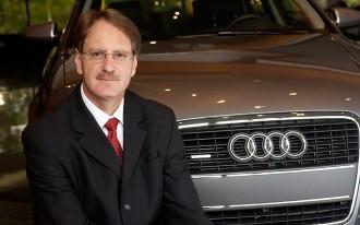 5 Questions: Audi's Johan de Nysschen
