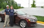 One Fill, 1626 Miles? Meet The Taylors And Their VW Passat Diesel