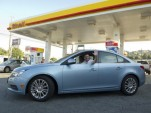 Aussie Hypermiling Couple Hit 64mpg In 2011 Chevy Cruze Eco