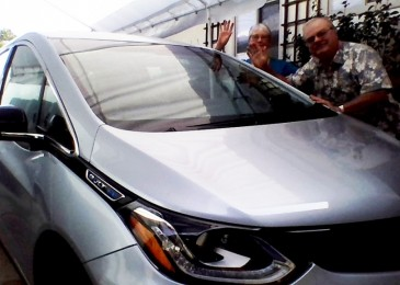 2017 Chevy Bolt EV electric car at 6 months: owner's likes, recommendations