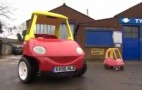 Little Tikes Toy Car Turned Into Real Car, We're Not Sure Why: Video