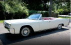 Second-To-Last Lincoln Continental JFK Rode In Up For Sale