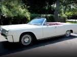 John F. Kennedy Lincoln Continental
