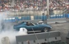 1972 Corvette Shows Us How Burnouts Are Done: Video