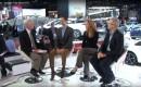 John McElroy, Salim Morsy, Chelsea Sexton, John Voelcker on Autoline TV at NY Auto Show, Apr 2016