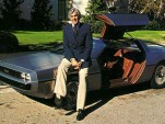 John DeLorean's Life To Be Made Into (Family Approved) Movie