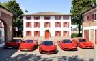 Ferrari Collector Takes 288 GTO, F40, F50, Enzo Road Trip To Pick Up New LaFerrari: Video
