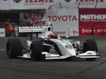 Josef Newgarden in action at Long Beach - Anne Proffit photo