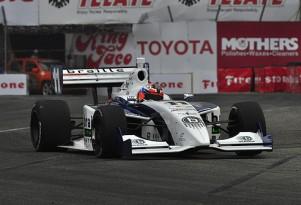 Josef Newgarden is the 2011 Firestone Indy Lights champion. Photo: Anne Proffit
