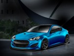JP Edition Hyundai Genesis Coupe 2013 SEMA show car