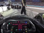 JR Hildebrand POV Indy Car video