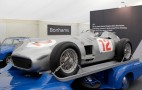 Fangio's Mercedes-Benz 1954 F1 Car Sold For $29.7 Million At Goodwood