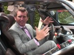 Justin Bell in 'World's Fastest Car Show' from eBay Motors