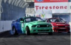 Pawlak's Mustang Wins Formula DRIFT Opener At Long Beach