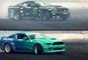 Justin Pawlak Vs. Vaughn Gittin Jr.