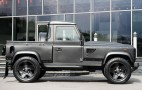 Kahn Design Reveals Defender-Based Flying Huntsman 105 Pick Up