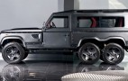 Kahn Design's Defender-Based 6x6 Can Be Yours For $310k