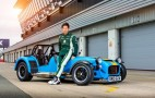 Kamui Kobayashi Takes Caterham 620R For A Spin At Silverstone: Video