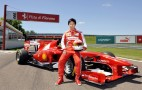 Ferrari GT Driver Kamui Kobayashi Wants To Return To F1: Video