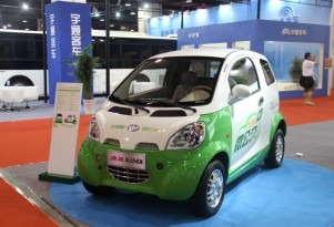 China to regulate, rein in low-speed electric cars used in rural areas
