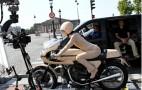 Video: Keira Knightley Shills Chanel While Straddling A Ducati