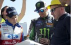 Ken Block Too Tall To Test Pirelli F1 Car