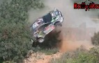 Video: Ken Block Barrel Rolls WRC Fiesta RS In Testing