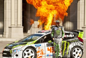 Ken Block's Gymkhana FOUR Hits Over 1 Million Views In 24 Hours