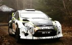 Testing The H.F.H.V. Rally Car, Twin Peaks Style: Video