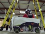 'Ken Box' Ken Block Gymkhana parody on Youtube