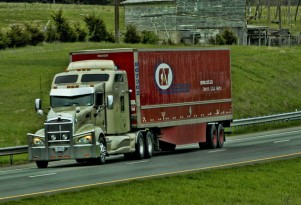 Ontario mandated speed limiters for heavy trucks; crashes fell
