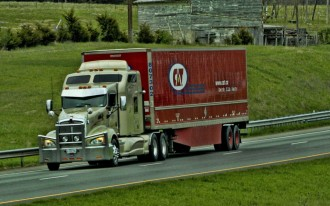 Should big-rigs be speed-limited?