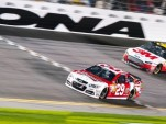 Kevin Harvick wins the 2013 Sprint Unlimited NASCAR season-opener in his new Chevy SS race car