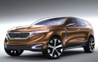 Kia Cross GT Concept Preview &amp; Live Photos: 2013 Chicago Auto Show