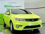 Kia Forte hybrid 