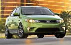 Kia Teases 2012 Forte Hybrid Concept at SEMA Custom Show