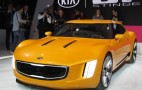 Kia GT4 Stinger concept debuts at 2014 Detroit Auto Show