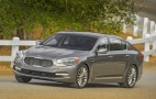 2016 Kia K900 Gets Minor Updates