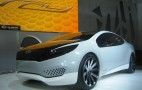 2010 Chicago Auto Show: Kia Ray Plug-In Hybrid Concept