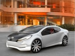 Kia Ray Plug-in hybrid concept