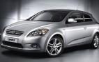 Kia reveals three-door Pro-cee'd hatch