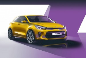 New Kia Rio to debut at Paris Motor Show next month