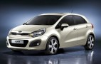 2012 Kia Rio Sedan Coming To New York Auto Show