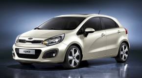 2012 Kia Rio Hatchback 