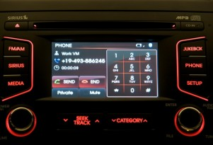 Kia UVO: In-Car Twitter, Facebook…And 180-MPH TV Viewing