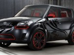 Kia SOUL Burner concept leaked