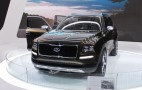 Kia Telluride Concept Debuts In Detroit, Hints At Potential Borrego Successor