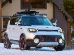 Kia Trail'ster e-AWD Soul Hybrid Concept Unveiled At Chicago Auto Show